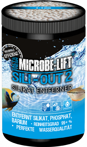 Sili-Out 2 - Silikatentferner 1000ml / 720g