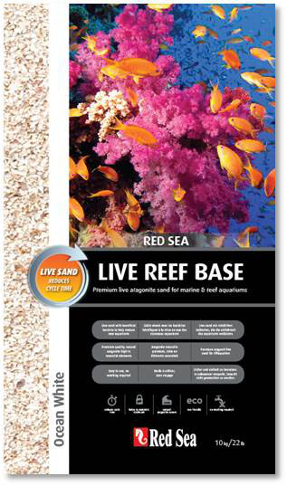 Live Reef Base - Weiss 10kg